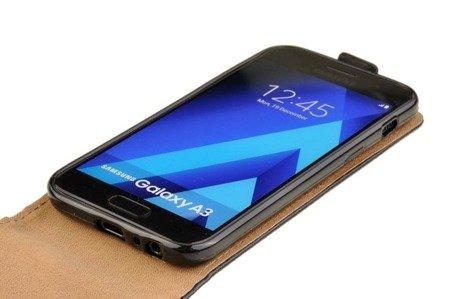 Etui kabura Flexi do Samsung Galaxy A3 2017 czarny