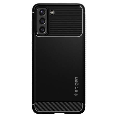 Etui nakładka Rugged Armor do Samsung Galaxy S21 5G czarny