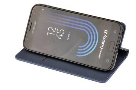 Etui smart do SAMSUNG GALAXY J3 2017 J330 niebieski
