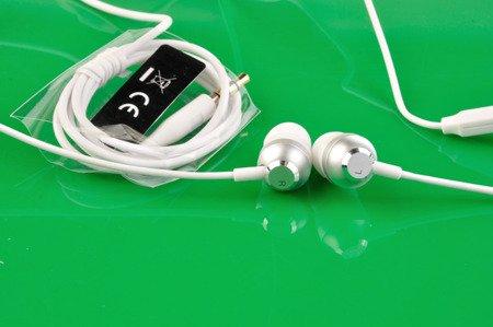 Oryginalne słuchawki Nokia WH-201 biały