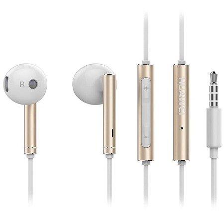 Oryginalne słuchawki do telefonu douszne Huawei Earphon AM116 biały