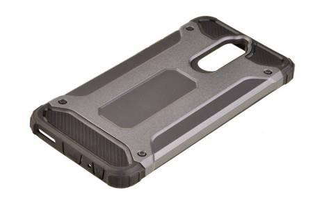 Pancerne etui Armor do Huawei Mate 10 Lite szary
