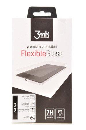 Szkło 3MK Flexible Glass 0,20 do CATERPILLAR CAT S41