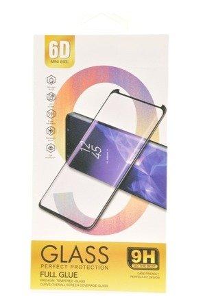 Szkło Hartowane 6D do Samsung Galaxy M11 / A11 czarny