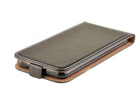 ZESTAW: Etui kabura Flexi Fresh + Szkło do HUAWEI P20 Lite czarny